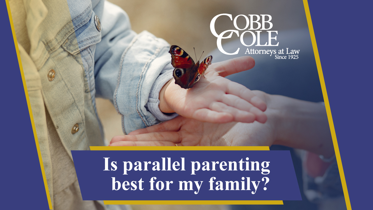 Is parallel parenting best for my family?